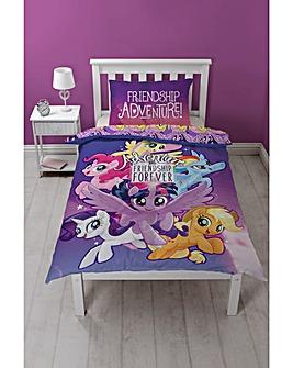 My Little Pony Adventure Panel Duvet