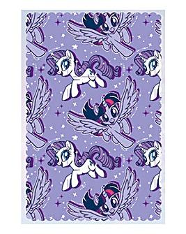 My Little Pony Adventure Panel Fleece