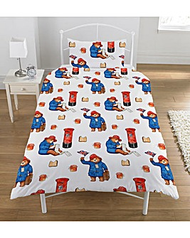 Paddington Bear Rotary Duvet Set