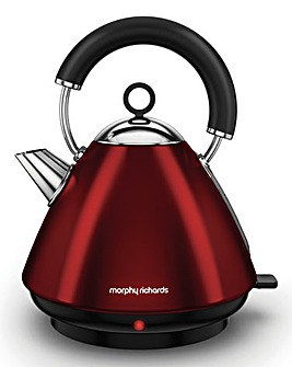 Morphy Richards Accents Red Kettle