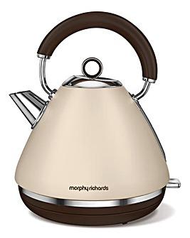 Morphy Richards Accents Sand Kettle
