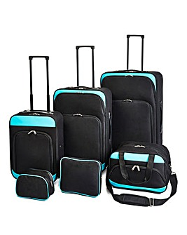 6 Piece Value Family Travel Set