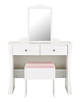 Princess Dressing Table and Stool