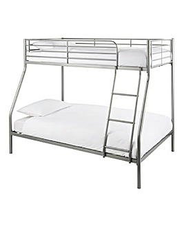Oscar Metal Trio Bunk Bed