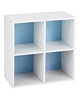 4 Cube Modular Storage
