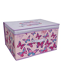 Butterfly Large Storage Chest