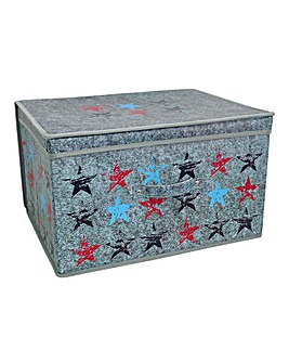 Stars Large Storage Chest