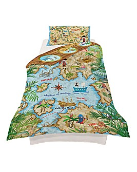 Pirates Duvet