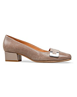 Van Dal Duchess Court Shoes Wide EE Fit