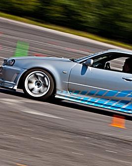 Double Muscle Car Blast & Passenger Ride