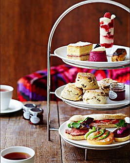 Afternoon Tea at the Radisson Manchester