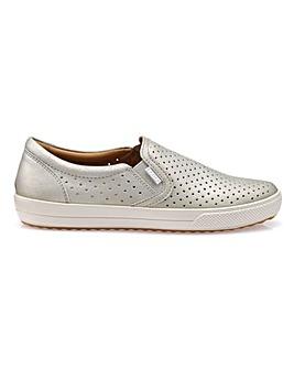 Hotter Daisy Slip On Shoe