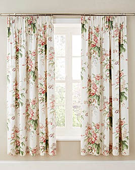 Sanderson Tournier Pencil Pleat Curtains