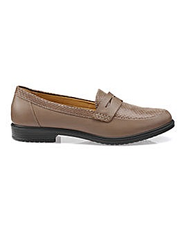 Hotter Dorset Wide Fit Shoe