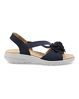 Hotter Hannah Wide Fit Slingback Sandal