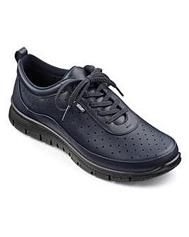 Hotter Gravity Ladies Lace Up Shoe