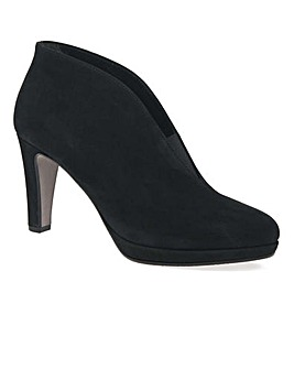 Gabor Amien Womens Slip On Ankle Boots