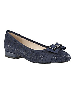 LOTUS PEPPERY FLAT SHOES