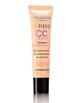 Bourjois 123 Perfect CC Cream - Ivory