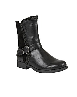 LOTUS RINK CASUAL BOOTS