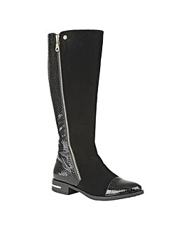 LOTUS PONTAL HIGH LEG BOOTS