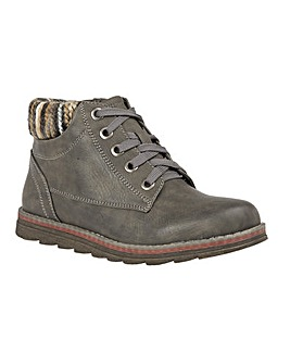LOTUS MELONI CASUAL BOOTS