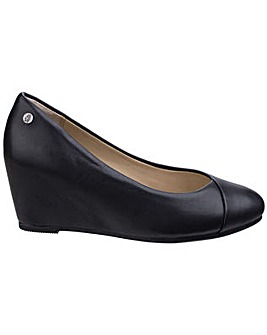 Hush Puppies Maybe Marloe Heeled Slip on