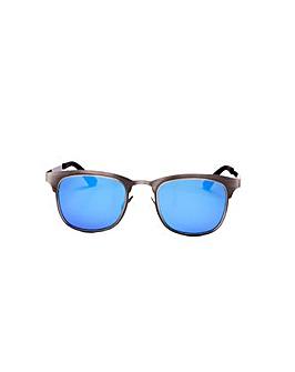 Alyssa Black Frame Sunglasses