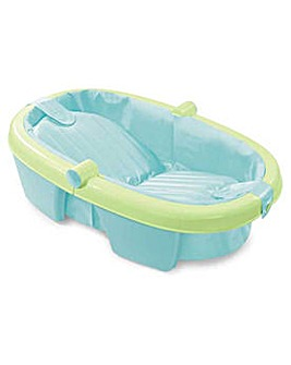 birth to Toddler Fold Away Baby Bath.