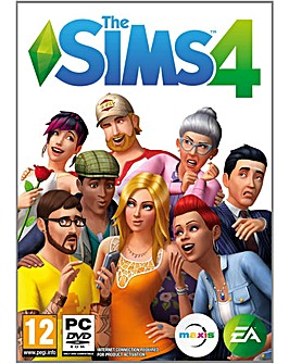 The Sims 4 PCMAC