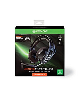 Plantronics RIG 500 Headset for Xbox