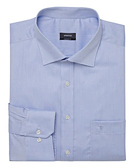 Eterna Mighty Dynamic Plain Twill Shirt