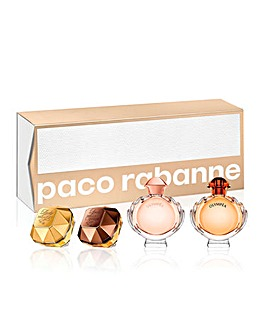 Paco Rabanne Ladies Mini Set