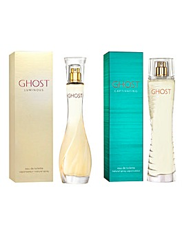 Ghost Captivating & Luminous BOGOF