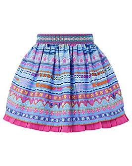 Monsoon Otylia Stripe Skirt