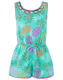 Monsoon Piper Playsuit