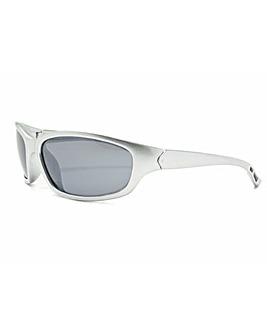 Silver Retro Sunglasses