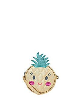 Accessorize Party Pineapple X Body Bag