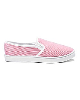 Heavenly Soles Canvas Shoes E Fit