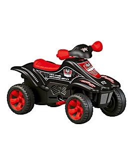 ATV Pedal Car