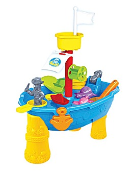 Large Pirate Ship Water & Sand Table