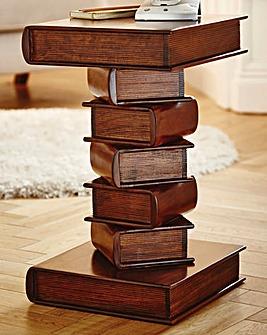 Bookworm Telephone Table