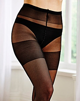 Extra Comfy Waist Tights 3 Pack