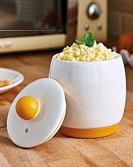 Ceramic Microwave Egg Cooker