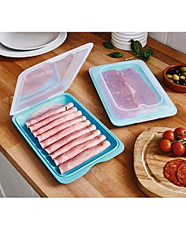 Deli Fresh Meat Keepers Set of 2