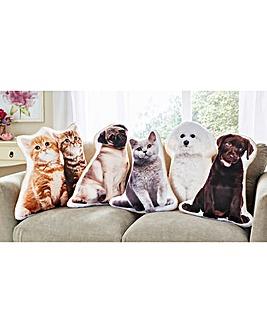 Shaped Animal Cushions