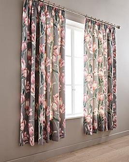 Tulip Lined Curtains