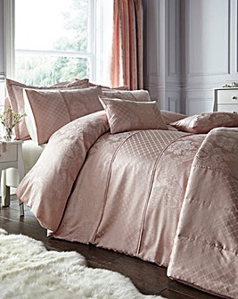 Windsor Jacquard Duvet Cover Set