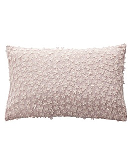 Isabella Embroidered boudoir Cushion