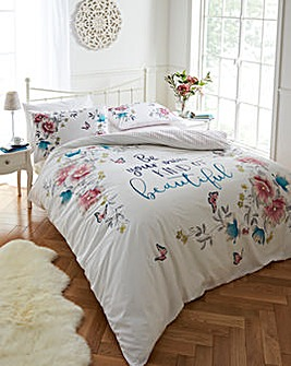 Aliona Duvet Cover Set